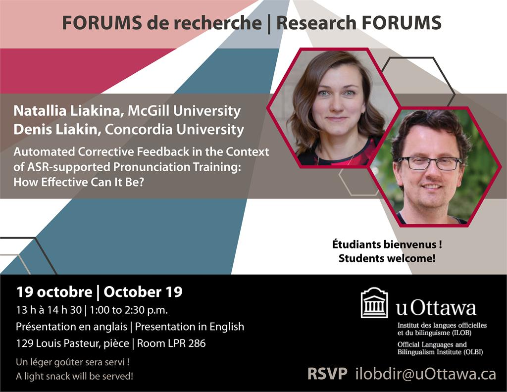 Research Forums