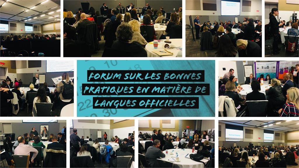 Forum sur les bonnes pratiques en matière de langues officielles