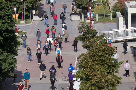 Découvrez votre campus